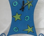Starry Night Clock