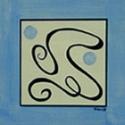 Volute III - Turquoise