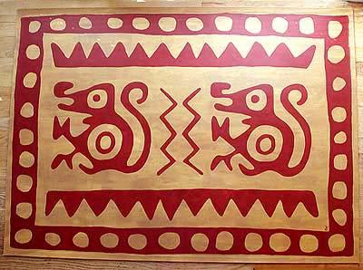 Pre-Columbian Twins