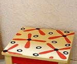 Copter Daisy Table
