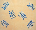 Gentle Leaves Placemats